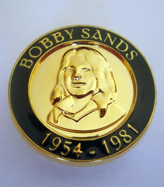 Bobby Sands badge